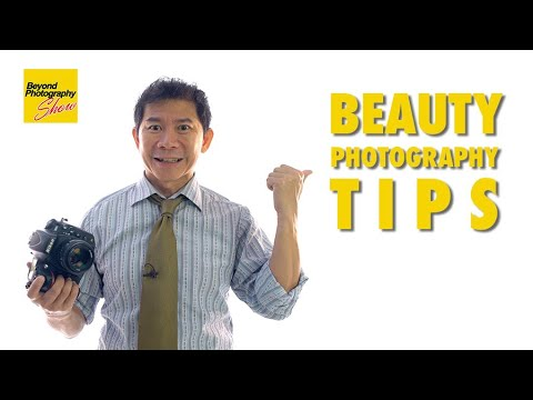 Beauty Photography Tips & Tricks