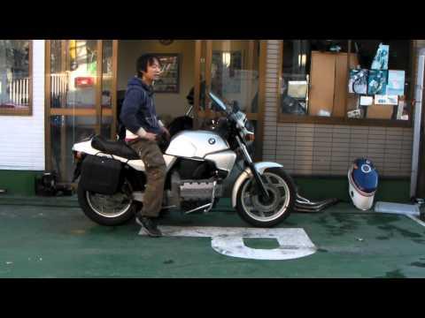 BMW K100参考動画