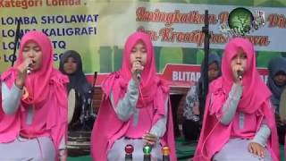 Sholawat Rebana MAN KOTA BLITAR 2016