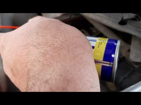 POLO CLASSIC AFT MOTOR MOTOR BEYNİ JAK OKSİT TEMİZLEME BOBİN DEĞİŞTİRME
