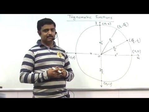 Trigonometric Functions Lect 01 Introduction ( HSC Maharashtra Board , MH-CET)