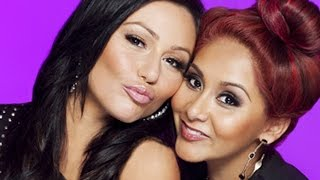 JWoww And Snooki Look Nothing Like They Used To