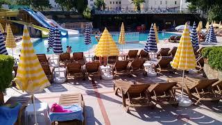 Отдых. Турция. Beach Club Doganay Hotel, территория отеля