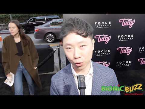 Joshua Pak Interview at Tully World Premiere