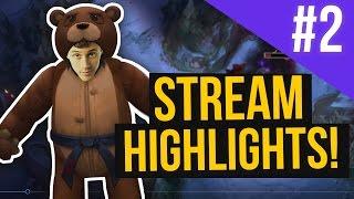 Instalok Stream Highlights #2 ft. Kurt