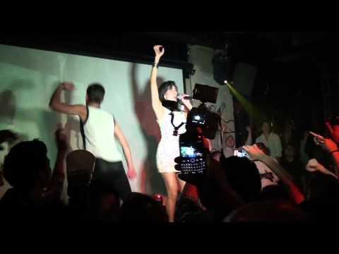 Nadia Ali - live at jakarta 3