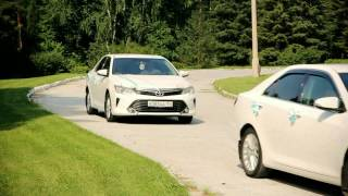 Машины на свадьбу Новосибирск