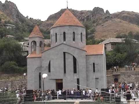 Село Мовсес 7 августа 2011г часть 2