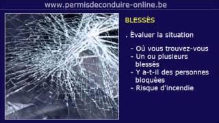 29. ACCIDENT SANS OU AVEC BLESSÉS