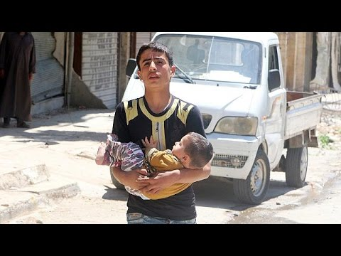 Syria: death toll from Wednesday night's airstrike on Aleppo hospital climbs to 50 - Medecins…