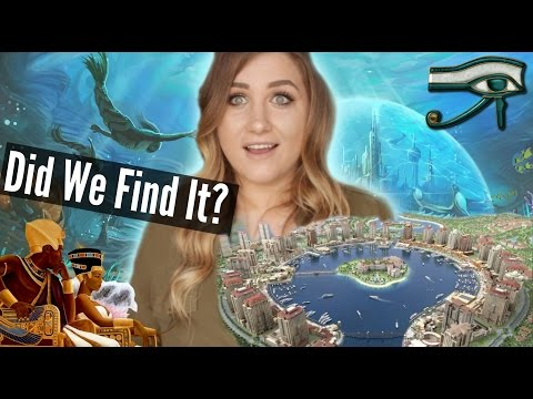 The Lost City of Atlantis | Ancient Mystery!!!