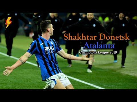 Shakhtar Donetsk - Atalanta 0-3 (CARESSA) 2019