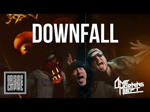 ONE MORNING LEFT - Downfall feat. DJ Massimo & OG Ulla-Maija (OFFICIAL VIDEO)