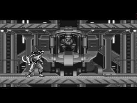 The Ninja Warriors - Stage 2 Port