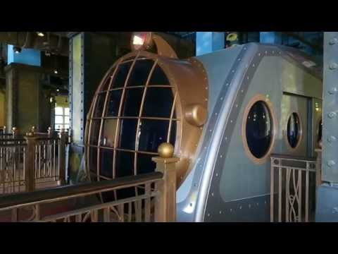 [HD] Ride the Ocean Express Tram No.2 in the Ocean Park Hong Kong
