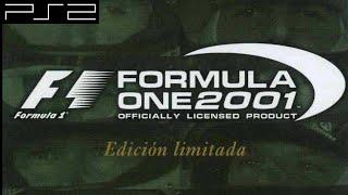 Longplay [PS2] Formula One 2001