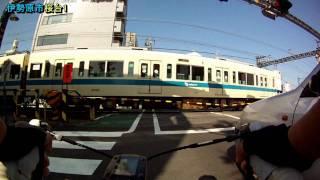 GoProHDによるロードバイクによる自転車車載動画です。 平塚伊勢原線を...