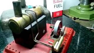 Mini Steam Engine Mamod England SE1A Circa 1967 (Mesin Uap Mini)