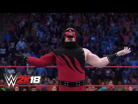 WWE 2K18 Dream Match: Kane vs. Kane