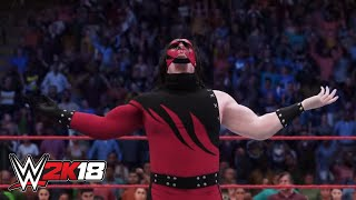 WWE 2K18 Dream Match: Kane vs. Kane