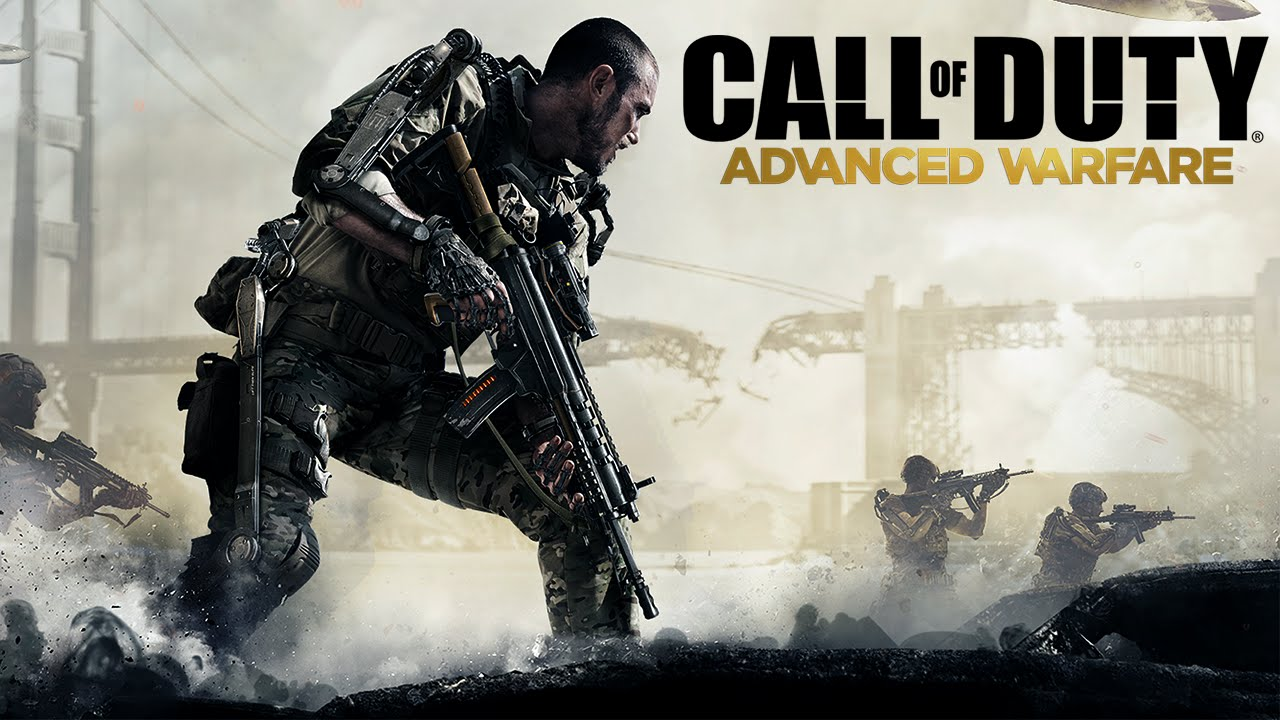 Call Of Duty Advanced Warfare Pc Gameplay Max Settings Youtube