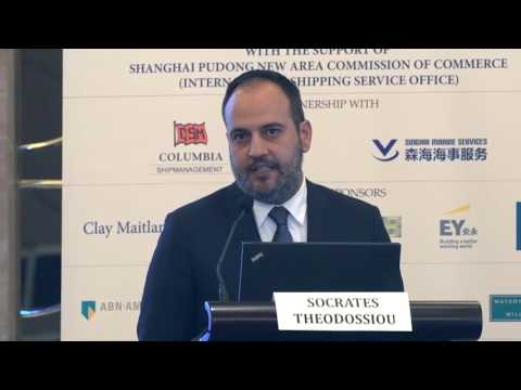 2017 2nd Annual International Shipping Forum - China - Connecting Ports Vessels People Presentation