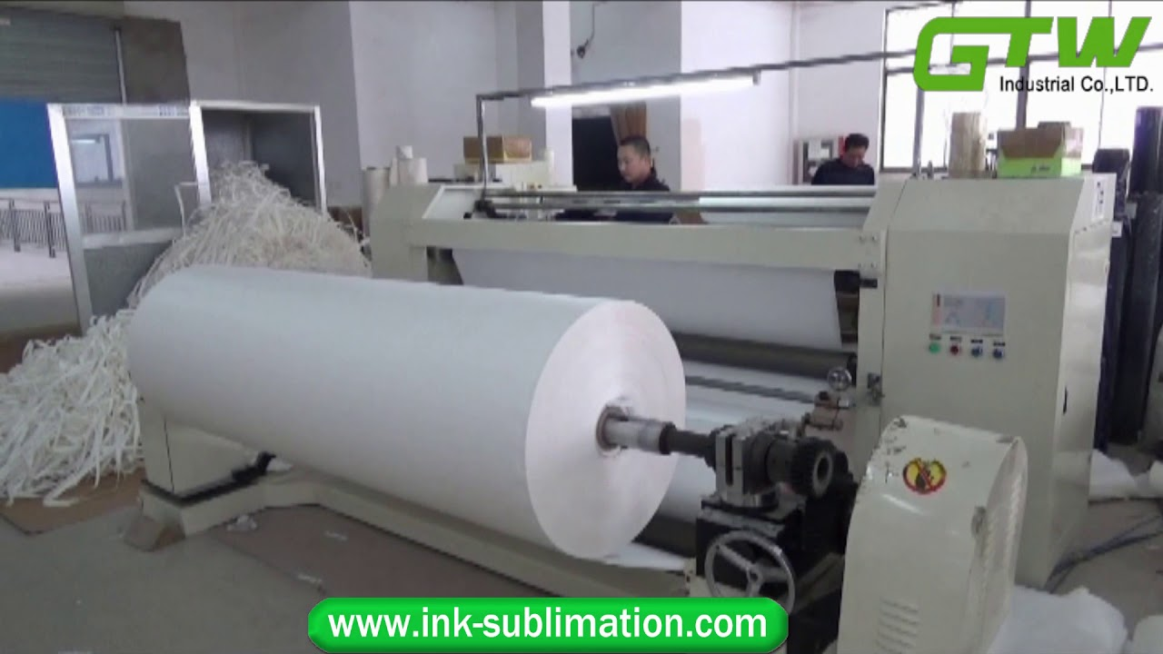 How Sublimation Paper Factory Make Their Products?