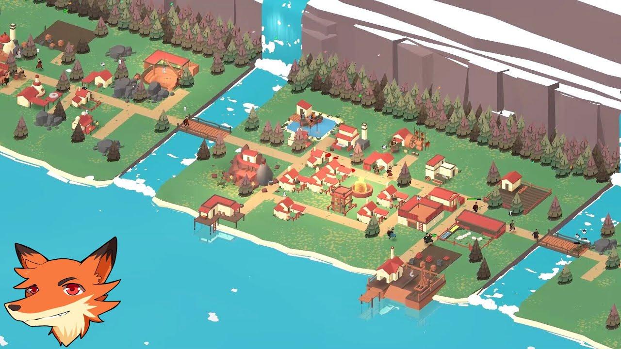 The Bonfire 2: Uncharted Shores [FR] Construire et gérez une colonie de naufragés!