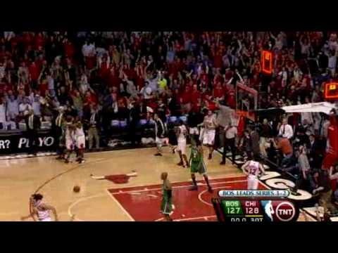 2009 NBA Playoffs. Chi. Bulls Boston Celtics game 6 (4/30/09) - YouTube