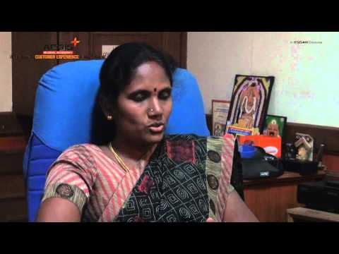 A SUCCESSFUL TEXTILE WOMAN ENTREPRENEUR- Mrs. SUMATHY SELVARAJ - AN INTERVIEW.avi