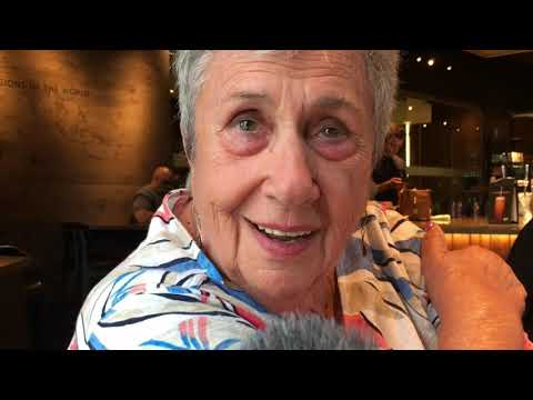 Betty Moratis - Interviews for the Yiayia-Pappou Series