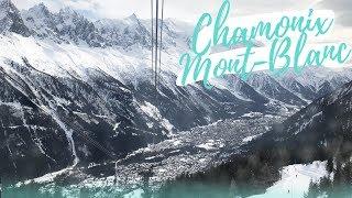 CHAMONIX MONT-BLANC AT A GLANCE 🏔️⛷️ 🏂🎿