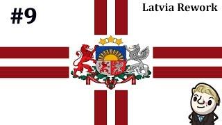 HoI4 - Reworked Latvia - Latvia First - Part 9