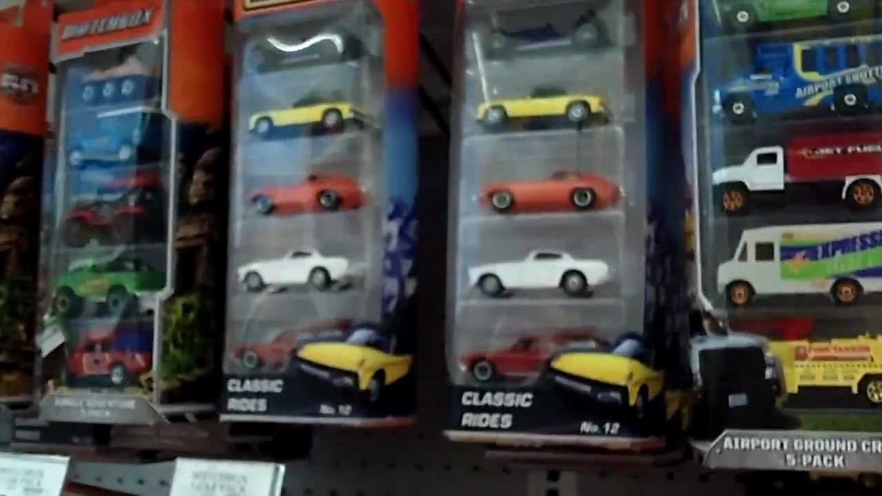 Toys R Us Hot Wheels Aisle Youtube