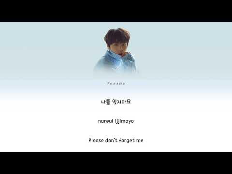 Free Download Ha Sungwoon (하성운) Feat. Park Jihoon (박지훈) - Don't Forget (잊지마요) (color Coded Lyrics Eng/rom/han/가사) Mp3 dan Mp4