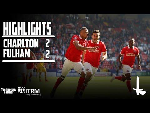 HIGHLIGHTS | Charlton 2 Fulham 2