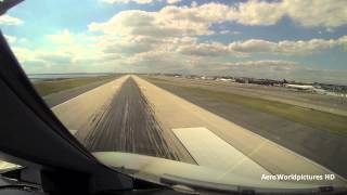Landing at New York (JFK) NY. USA - RWY31L (Cockpit View)