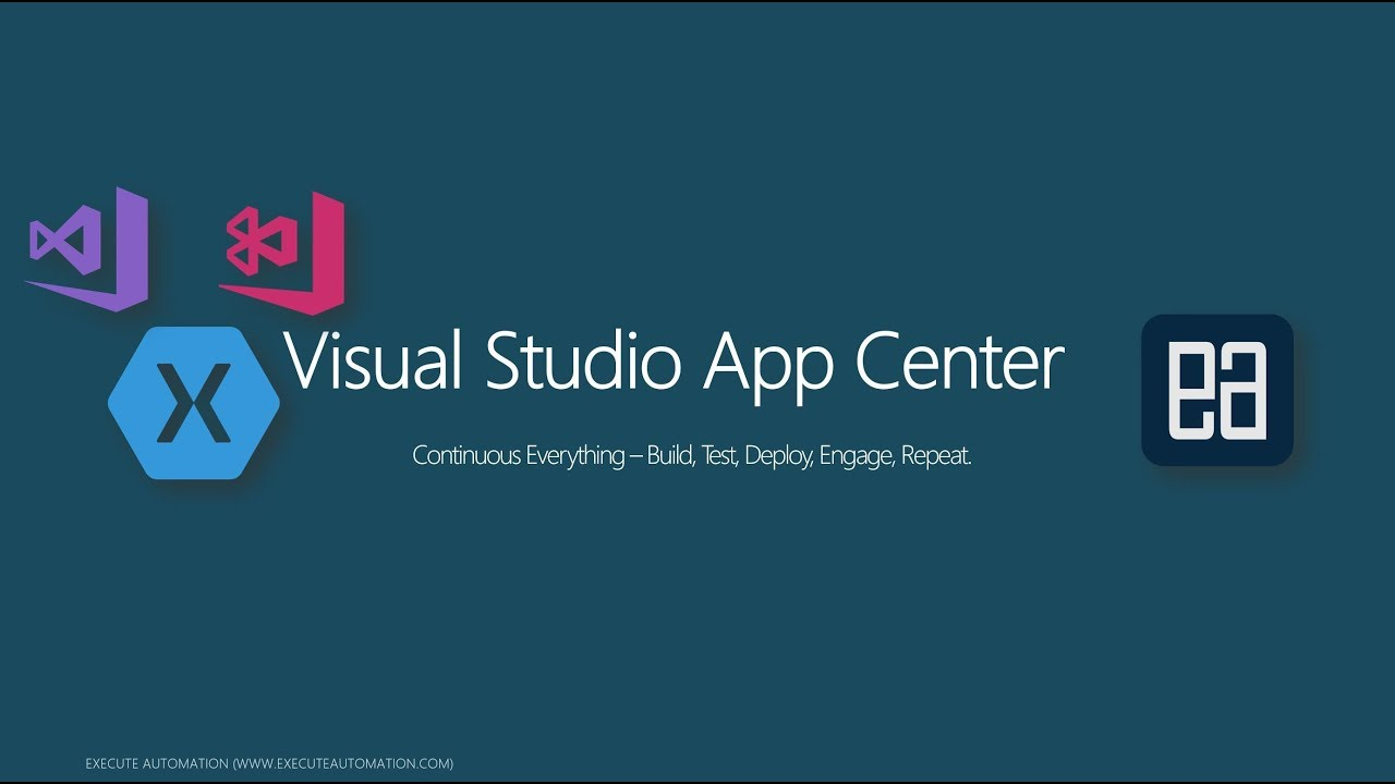 Introduction To Visual Studio App Center And Using It With