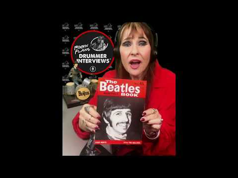 Ringo Starr, (Give More Love) phone interview - Robyn Flans Drummer Interviews