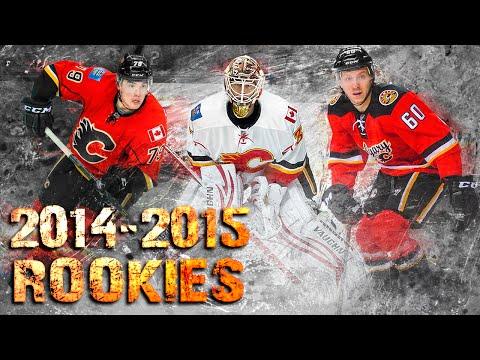 Calgary Flames Rookies - 2014/2015 Highlights