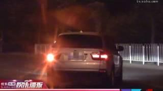 《搜狐娱乐》俞灏明会友吃饭 不满司机倒车亲自指挥