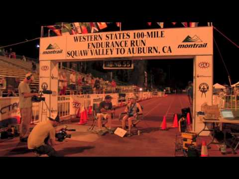 Pam Smith, 2013 Western States 100 Champion, Finish Line