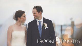 Emotional, beautiful Nantucket wedding video | Destination wedding film