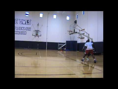 Tommy Mason Griffin workout