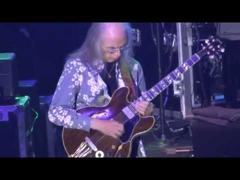 Yes Live 2014 - Concert Opener =] Siberian Khatru [= 8/5/2014 - Houston, Tx