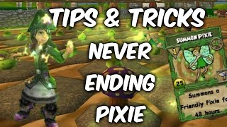 Wizard101 Tips & Tricks 13: NEVER-ENDING PIXIE (PATCHED)
