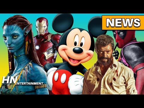 TimBuck2 - Disney & Fox have Completed there Merger Marvel & X-Men are now together