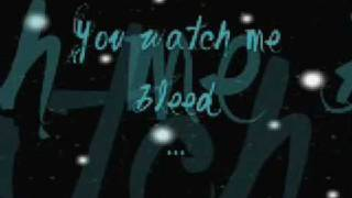Watch Me Bleed - Scary Kids Scaring Kids (Lyrics)