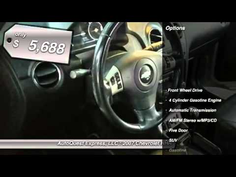 2007 Chevrolet HHR LT Premiere Edition Saint Petersburg FL 33709