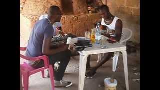 "GUINE-BISSAU REY MANE GUITARRISTA, MC KADIO, E KYKY TECLAS ""DJUMBAI DI SERENATA"" BISSAU TERRA SABI"